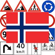 Veiskilt av Norge