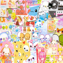 Kawaii (Cute) Theme