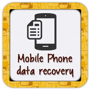 Mobile Phone Data Recovery Tip data phone