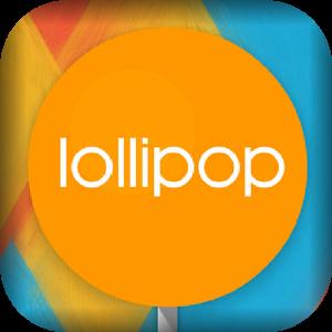 Lollipop Live Wallpaper Theme live theme wallpaper