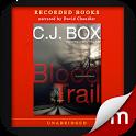 Blood Trail Audio-CJ Box Audio audio