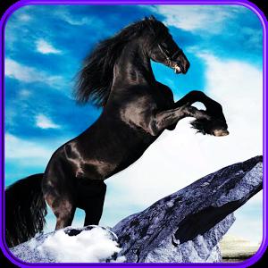 HD wallpaper horses