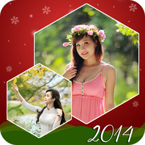 Edit photo with square frames