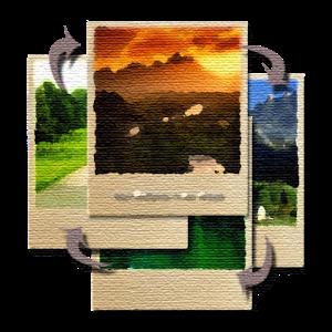 Aego SlideShow Frame Widget