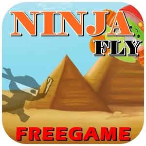 Ninja Flying - ninja jump client ninja