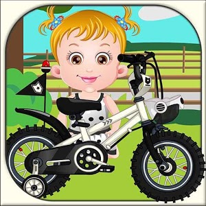Baby Wash Bike & Bike Games bike champions fighters