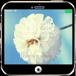 Slider Lock Screen