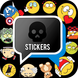 Stickers for BBM stickers