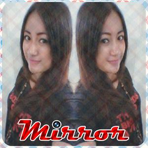 Cermin Foto Canggih