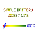 Battery Widget Line Pro
