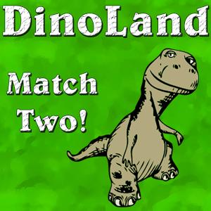 Dinosaur Land - Match Two Game