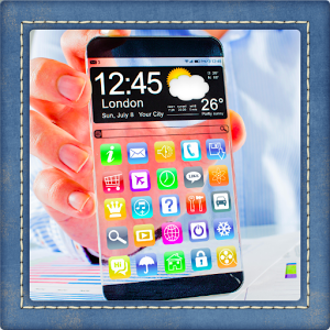 Transparent Screen app.