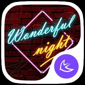 Wonderful Night theme for APUS