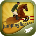 Jumping Horses Champions champions fighters horses