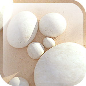 Galaxy S5 Sea Pebbles