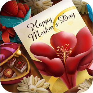Mothers Day Cards backgrounds horn mothers