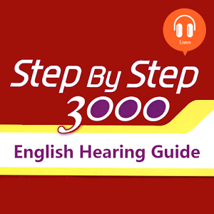 Step by Step English Listening step