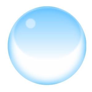 Simple crystal ball app