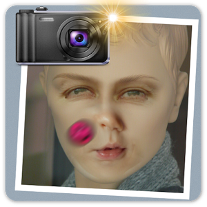 Funny Face Effects - face warp face photos