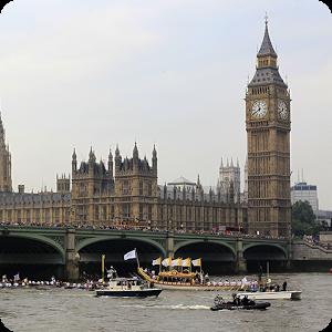 London Live Wallpaper 3D