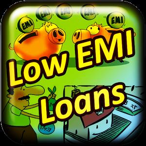 Low EMI Loans