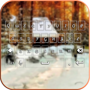 Winter Keyboard