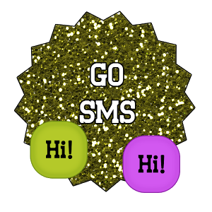 GO SMS THEME - EQ15