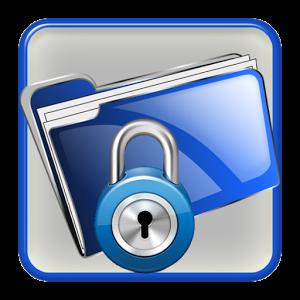 File and Folder Lock audio file folder