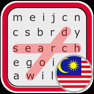 Word Search Melayu