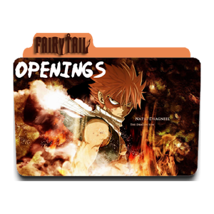 Fairy Tail Op fairy widget