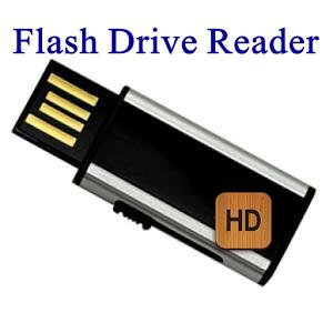 flash drive reader Howto