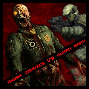 Angry Zombies vs Human Army