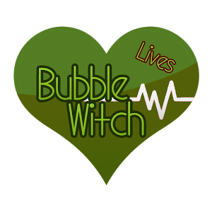 Bubble Witch - Lives