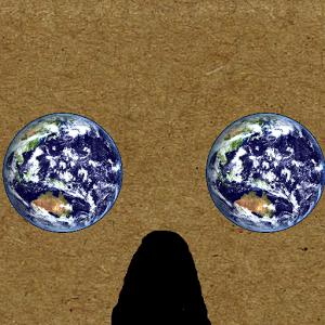 Earth in Google Cardboard images google earth