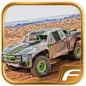 Ultimate 4X4 Offroad Race