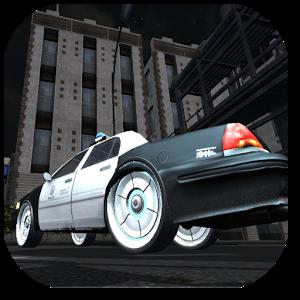 Police Car Real Simulator 3D