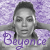 HD Beyonce Glass Theme