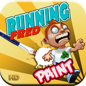 Running Color Paint Fred