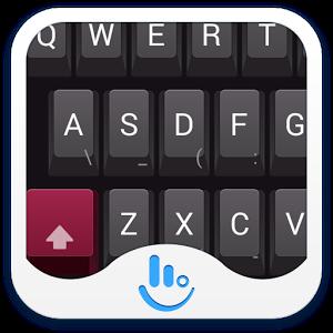 MechanicalBlack Keyboard Theme