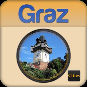 Graz Offline Map Travel Guide guide offline travel