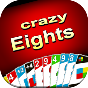 Crazy Eights 3D