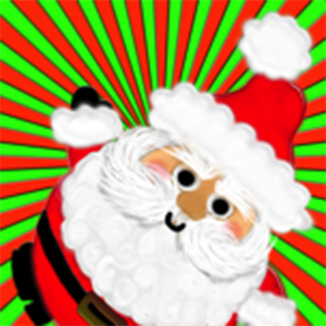 Santa Tree Jump