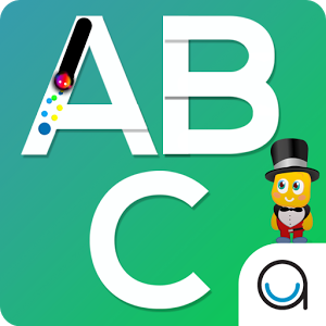 Alphabet Tracing Airplane FREE