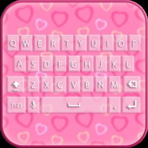 Love Heart Keyboard