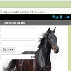 Walker Distance Calculator
