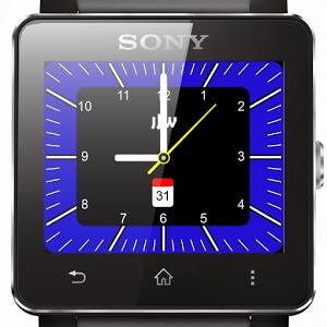 JJW Watchface 02 for Sony SW2 sony