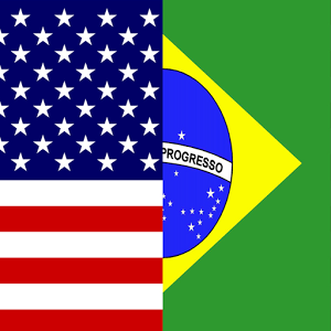 Convert USA x BR convert wav to text