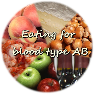 Eating for blood type AB