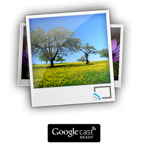 PhotoCast for Chromecast