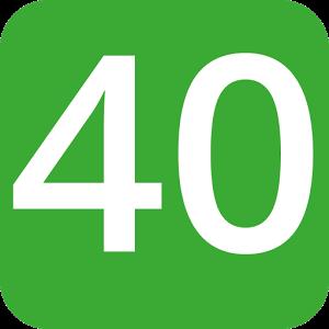 40 Days of God